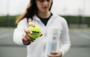 Тенис топки Wilson TRINITI