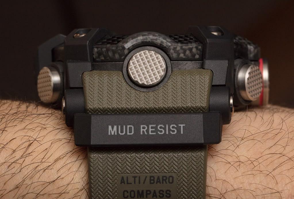 Casio G-Shock Mudmaster GG-B100