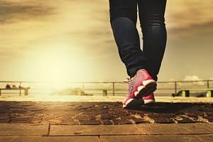 Как да увеличите броя стъпки