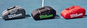 чанта за тенис екипировка