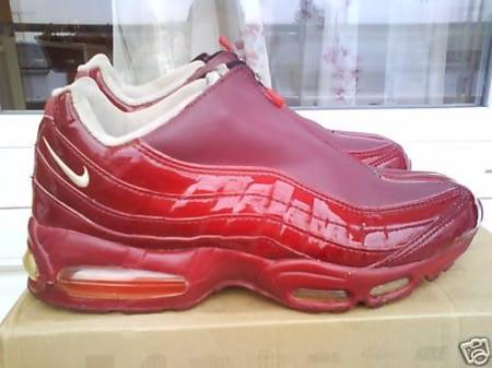 Маратонки Nike Air Max 95 zip