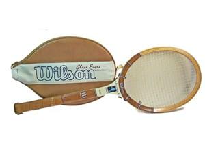 Wilson Chris Evert Autographed Tennis Racket