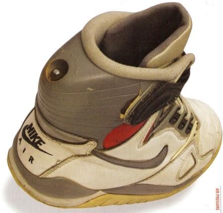 Маратонки Nike Air Pressure