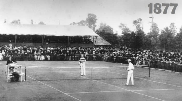 История на тенис турнирите